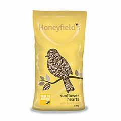 Honeyfields Sunflower Hearts 1.6Kg