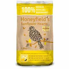 Honeyfields Sunflower Hearts 1.6Kg