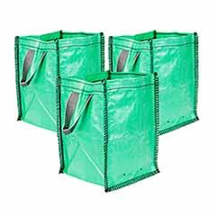 Pack of 3 x 45L Garden Tidy/Grow Bags