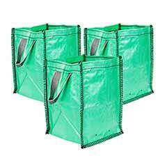 Pack of 3 x 45L Garden Tidy/Grow Bags