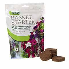 Hanging Basket Biscuits - 24 Pack