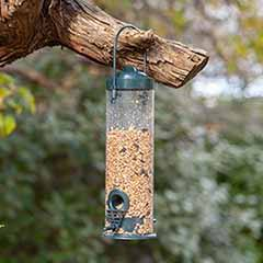 Bird feeder - filled with 250g of seed