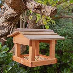 Hanging Bird Table