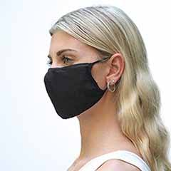 Washable Mask x 1-Black