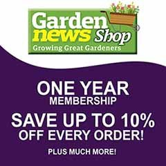Garden News VIP Shopper Annual Membership