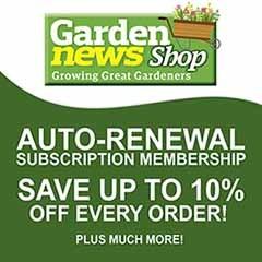 Garden News VIP Shopper Auto Renewal