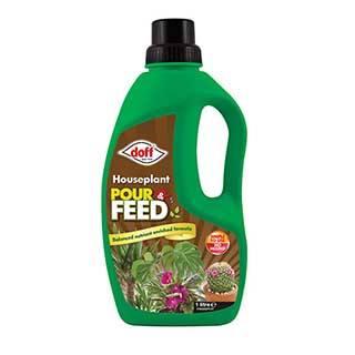 Doff Houseplant Pour & Feed 1L RTU