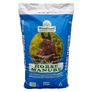 Shredded Horse Manure XL