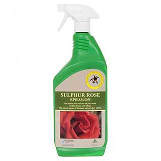 Sulphur Rose Spray On Tonic 1L RTU