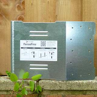 FenceFins Fence Anchor System