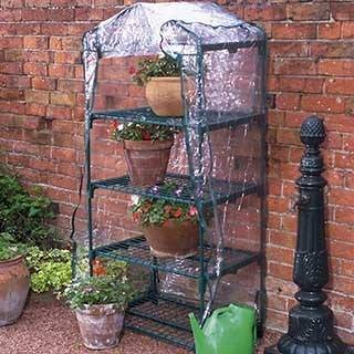 4 Tier Mini Greenhouse