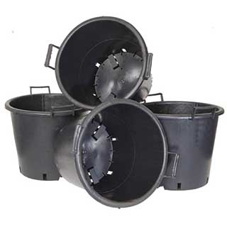 4 Heavy Duty Pots
