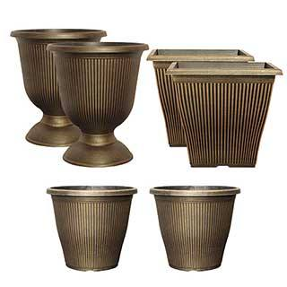 Complete Vertical Planter Set