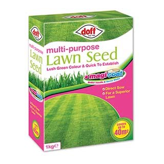 Doff Multi-purpose Lawn seed 1Kg