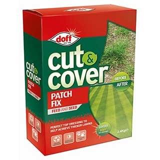 Doff Super Patch Lawn Repair 600g