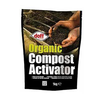 Doff Organic Granular Compost Activator 1Kg