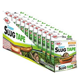 Slug & Snail Copper Tape