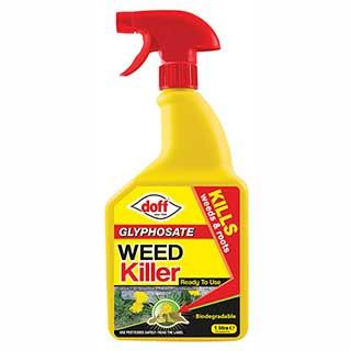 Glyphosate WeedKiller