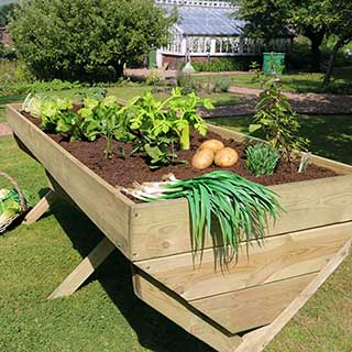 The 2m Vegetable Grow Bed