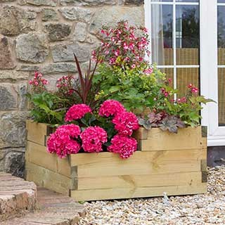 3-Tier Raised Bed