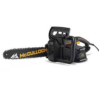 McCulloch CSE2040S 16' Electric Chainsaw