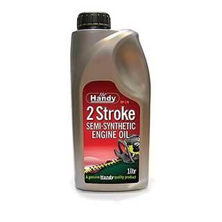Semi-Synthetic 2 Stroke Oil 1 Litre