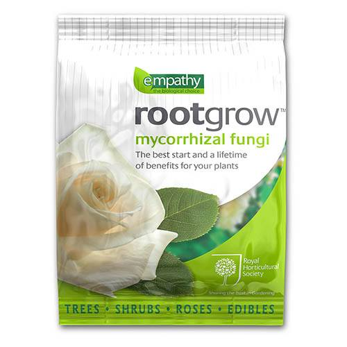 RHS Approved Rootgrow Mycorrhizal Fungi - 60g pouch