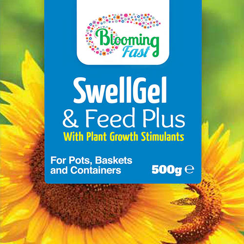 Blooming Fast Swell Gel & Feed Plus