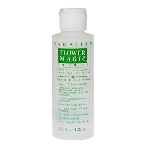 Flower Magic 120ml Concentrated Flower Fertiliser
