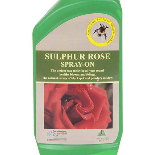Sulphur Rose Spray On Tonic 1L RTU