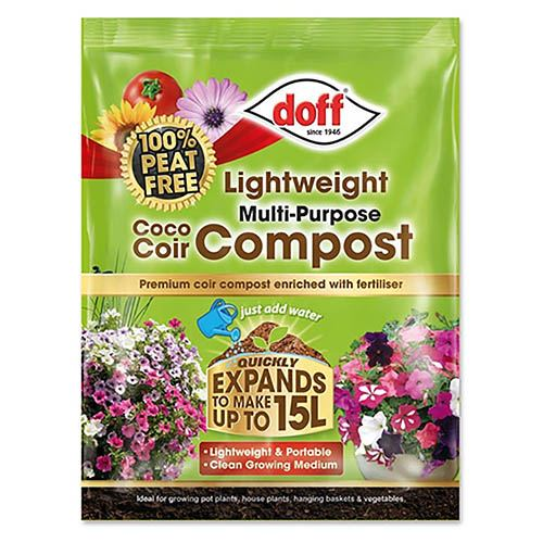 Doff Lightweight Multipurpose Compost 15L