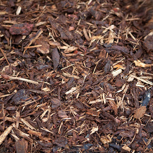 Spruce Bark Mulch