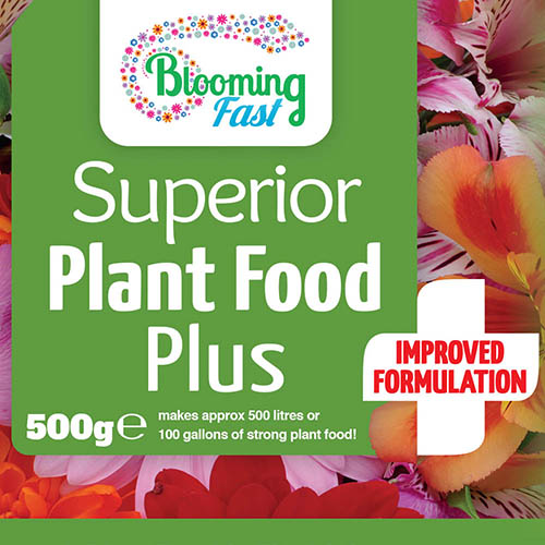 Blooming Fast Soluble Fertiliser 500g