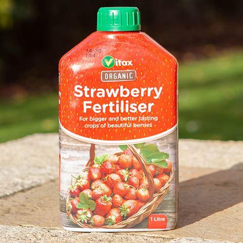 Vitax Organic Liquid Strawberry Feed 1L
