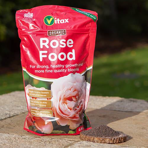 Vitax Organic Rose Feed 900g