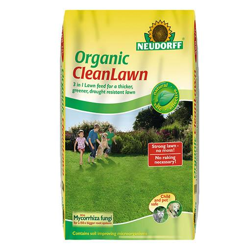 Organic Cleanlawn Lawn Treatment 2.5kg