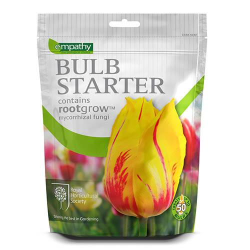 Bulb Starter fertiliser with rootgrow