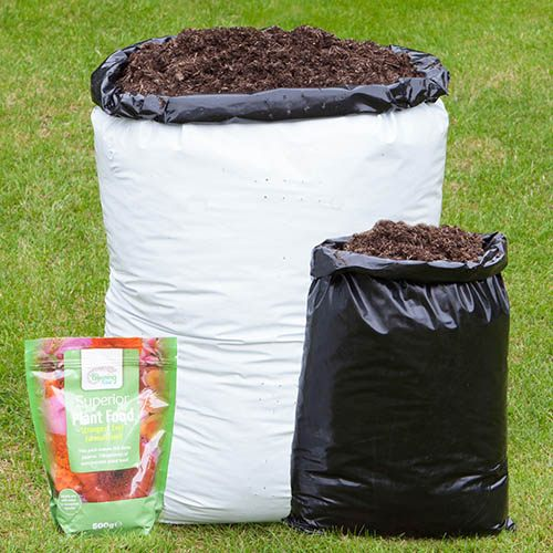 Compost 80L Plus 20L FREE plus 500g Feed