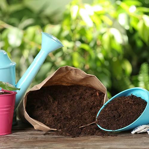 Premium Professional Compost Blend - 100L plus fertiliser plus free p&p