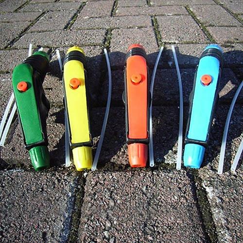 Pack of 4 Bottle Top Pressure Sprayers