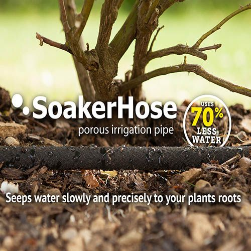 Premium SoakerHose Irrigation Pipe