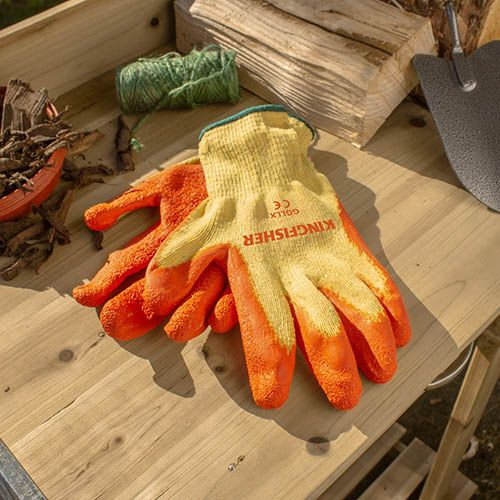 Pair of Large Gardening Gloves