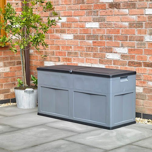 Large Garden Storage Chest
