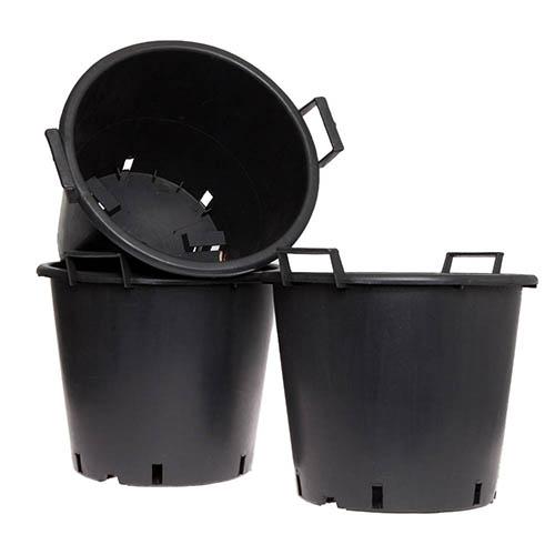 3 Heavy Duty Pots 40cm (16in)