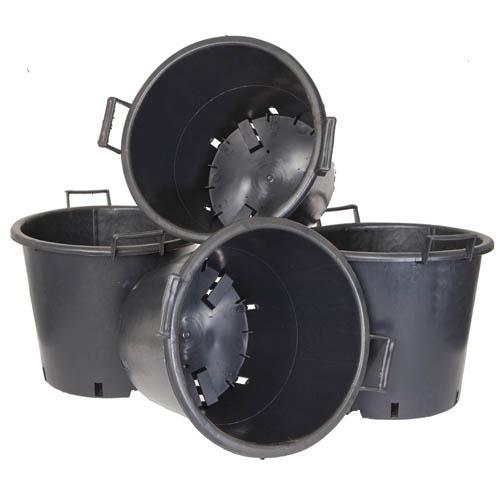 4 Heavy Duty Pots