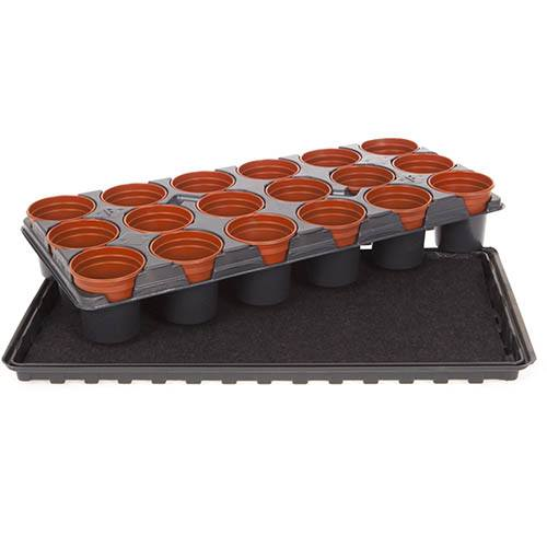 Complete Shuttle and Watering Tray Kit