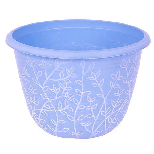 Serenity Round Planter 30cm (12in) Pastel Blue
