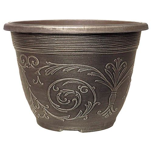 Set of 4 Alhambra Planters.