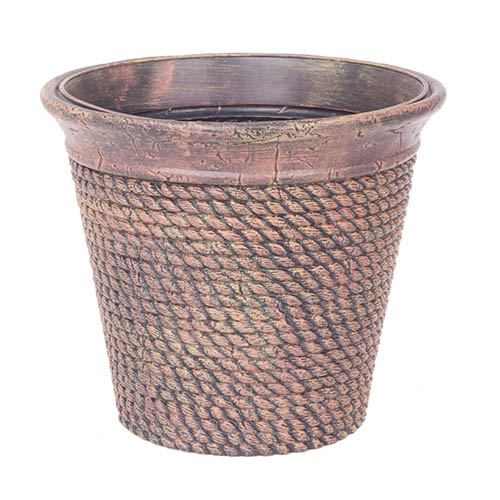 Premium Rope Pattern Planter