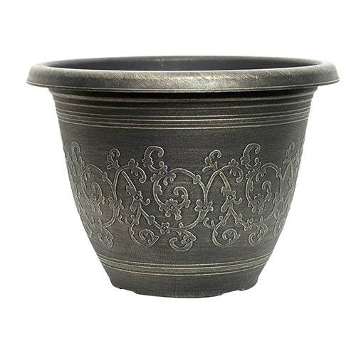 Pair of Silver Florence Planters